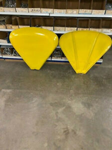 Clam shell Fenders For John Deere 40 420 430 435 Tractors