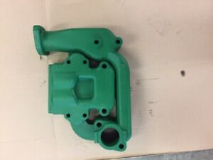 2 pc Manifold For John Deere 50 Tractor