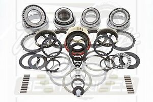 Fits Ford Chevy T5 T 5 World Class 5 Speed Transmission Bearing Kit W synchros