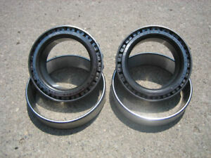 2 9 Inch Ford Timken Usa Carrier side Bearings Races 3 250 Lm104911 49