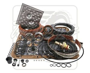 Fits Chevy Th350 Transmission High Performance Red Eagle Deluxe Rebuild Kit
