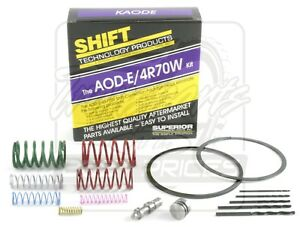 Ford Aode Aod e 4r70w 4r7ow Transmission Superior Shift Kit 1992 05 Kaod e