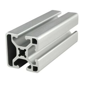 8020 Tslot Lite Smooth Tri slotted Aluminum Extrusion 15 Series 1503 ls X 96 5 N
