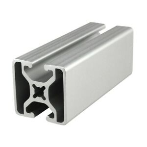 8020 T Slot Lite Smooth Bi slotted Aluminum Extrusion 15 Series 1504 ls X 96 5 N