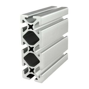 80 20 Inc T slot Smooth 1 5 X 4 5 Aluminum Extrusion 15 Series 1545 s X 96 5 N