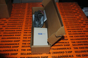 Hid Mifare 6055bbl0000 Biege 9ft Cable Access Controls Card Reader New