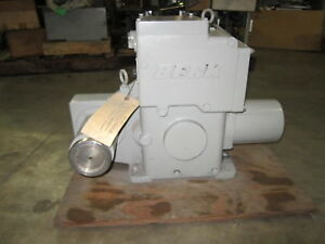 Beck 11 300 Electric Rotary Actuator 11 303 093583 03 01 120 V 550 Lb Torque New