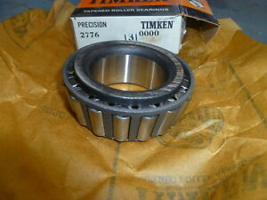 Timken Tapered Roller Bearing 2776 3 0000 New In Box