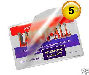 200 5 Mil Hot Laminating Pouches For 8x10 Photos 8 25 X 10 25 By Lam it all