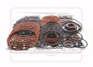 Gm Aluminum Powerglide Alto Red Eagle And Kolene Transmission Rebuild Kit