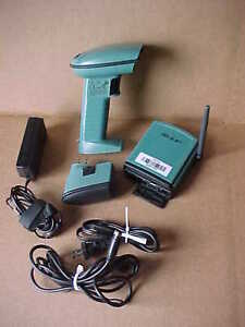 Welch Allyn hand Held Products Scan Team 2070 Imageteam 3870 Complete Kit