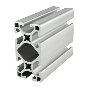 80 20 Inc T slot 1 5 X 3 Lite Smooth Aluminum Extrusion 15 Series 1530 Ls X 60 N