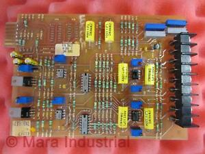Ird Mechanalysis 30637 In Pcb Board