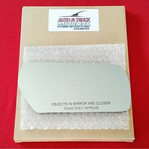 New Mirror Glass For 03 07 Cadillac Cts Passenger Right Side Rh fast Ship