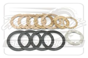 Ford C6 C 6 Thrust Washer Kit With Pump Selectives 1966 on 36200aa