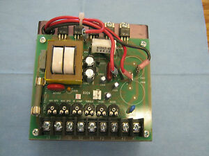 Minarik Electric Model Mm21051c Controller For Pm Or Shunt Wound Motor