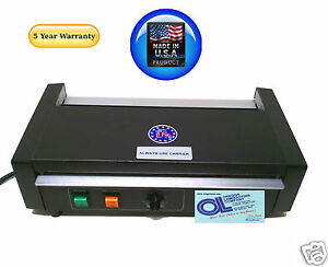 Tlc 7020 Pouch Laminator Machine With Thermometer 12 9 16 5 Year Warranty New