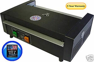 Tlc 7000t Pouch Laminator Machine With Thermometer 12 9 16 5 Year Usa Warranty