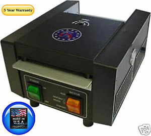 Tlc 5500t Pouch Laminator Machine With Thermometer 4 7 16 5 Year Warranty New