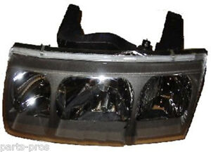 New Replacement Headlight Assembly Lh For 2002 04 Saturn Vue