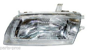 New Replacement Headlight Assembly Lh For 1997 98 Mazda Protege