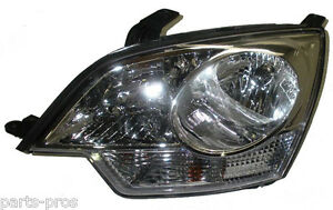 New Replacement Headlight Assembly Lh For 2008 09 Saturn Vue