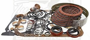 Fits Dodge A727 Transmission Rebuild Kit High Performance Red Eagle Deluxe 71 on