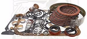 Dodge A727 Transmission Rebuild Kit High Performance Alto Red Eagle Deluxe 71 on
