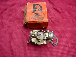 32 52 Chevrolet 216 Blue Flame Six Nos Rochester 1bbl Carburetor