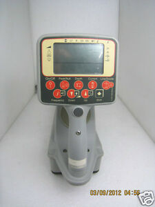 Radiodetection Pdl2 Br12 Buried Pipe And Cable Detector Receiver Pdl2 br12