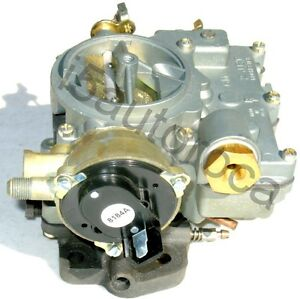 Jeep Rochester Carburetor 2 Barrel Rochester 2gc 225 Engine 66 71 Electric Choke