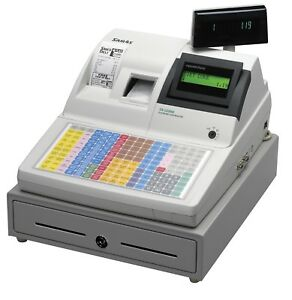 Sam4s Er 5200m Cash Register