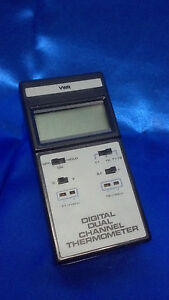 Vwr Digital Duel Thermometer