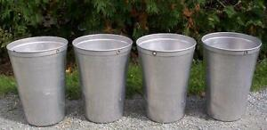 18 Excellent Aluminum Sap Buckets Maple Syrup Bucket
