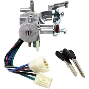 Ignition Switch Lock Cylinder For Ford Escort Mercury Tracer With Auto Trans