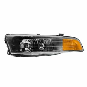 Headlight Headlamp Driver Side Left Lh New For 02 03 Mitsubishi Galant