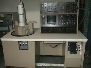 Bausch Lomb Le 2100 Nanolab Sem Scanning Electron Microscope Nice