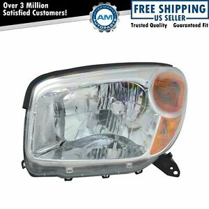Headlight Headlamp Driver Side Left Lh New For 04 05 Toyota Rav4 Rav 4