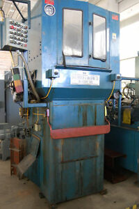 10 Ton Ohio Broach Machine vshd 1048pb Vertical Hydraulic Broach 25178