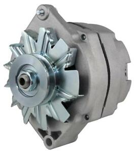 New Delco Type Single 1 One Wire Self Energizing Se Alternator Fits 12v 63 A