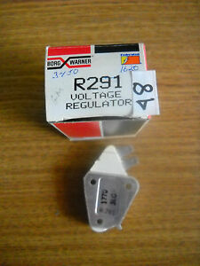 Borg Warner R291 Voltage Regulator Gm Amc Jeep 1964 89