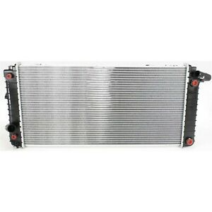 Radiator For 96 99 Cadillac Deville 93 02 Eldorado 4 6l 1 Row W Eng Oil Cooler