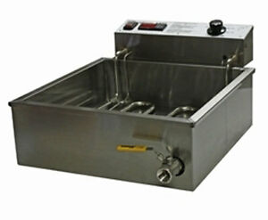 Funnel Cake Deep Fryer Paragon Parafryer 4400w Great For Donuts Too Part 9020