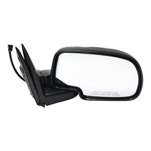 Power Chrome Right Passenger Mirror Fits Chevy Silverado Gmc Sierra Pickup Truck