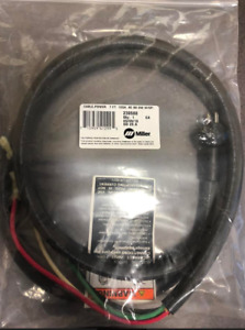 Miller 239588 Cable power 7 Ft 12ga 4c Soow W spl Plug input Plugs Not Included