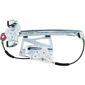 Power Window Regulator For 2000 2005 Cadillac Deville Sedan Front Driver Side