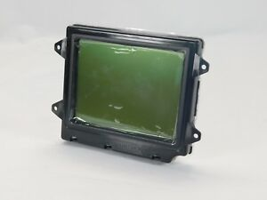 New Gilbarco M02636a001 Monochrome Display For E300 e500 Dispensers