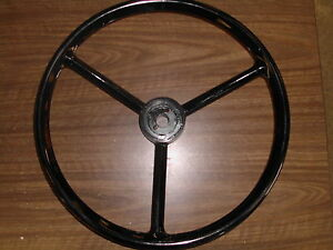 Steering Wheel For John Deere 3020 4020 4000 4230 4320 4430 4630 Tractors