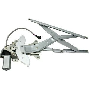 Power Window Regulator For 98 2002 Toyota Corolla Front Right Side With Motor