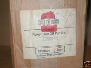 New P T O Assembly 1963 1980 Dodge Truck 435 New Process Transmission A2arnw1 C
